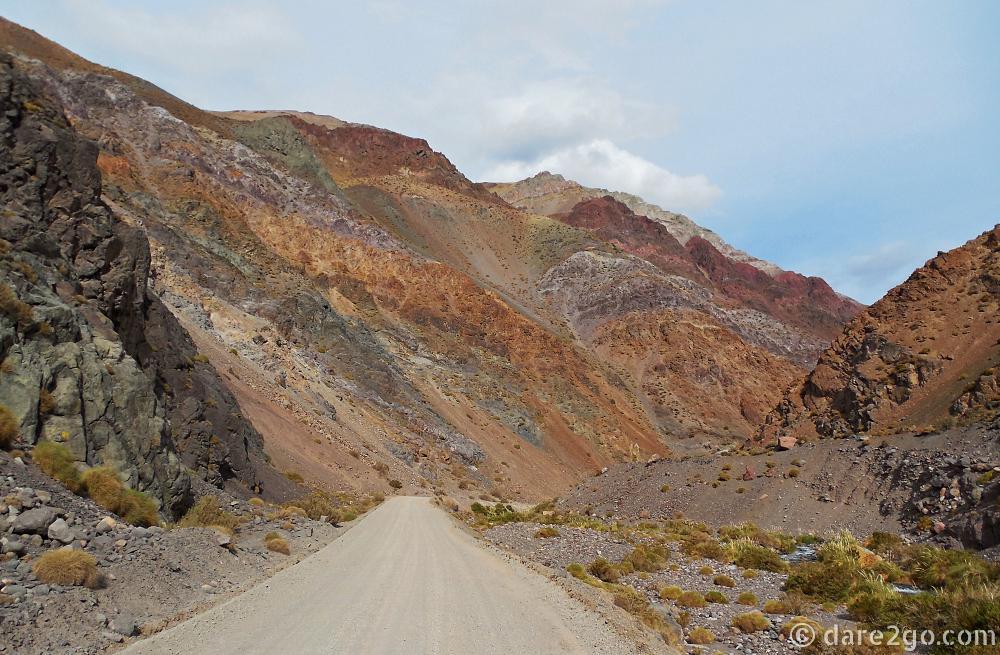Best Road Photos around the World - Poso Agua Negra