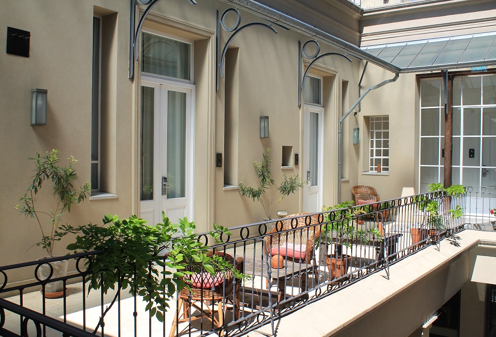 Hotel patios de san telmo an enchanting boutique hotel in for Hotel luxury san telmo