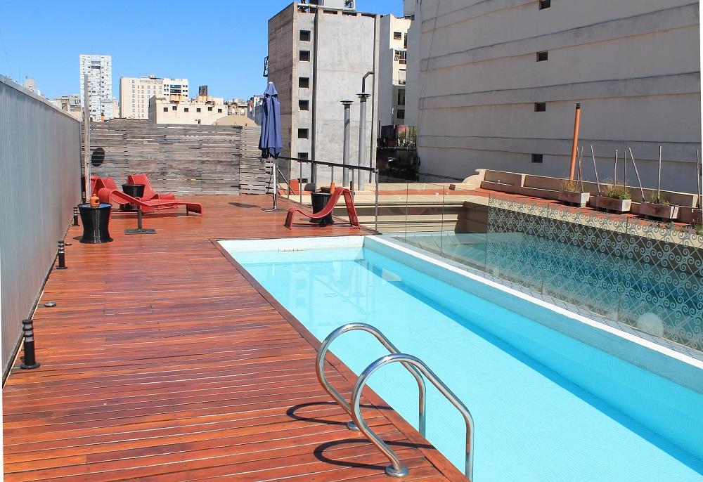 Patios de San Telmo Boutique Hotel - Buenos Aires Argentina Review - Pool