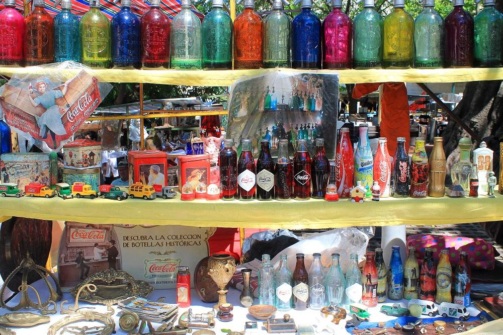 Patios de San Telmo Boutique Hotel - Buenos Aires Argentina Review - Shops Market