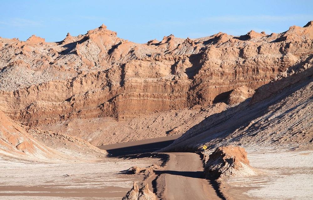 Best Road Photos around the World - Valle de la Luna Chile San Pedro de Atacama