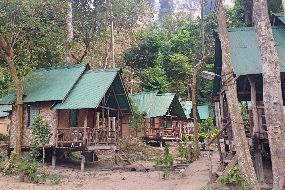 Tonsai Bay, Thailand - Around the World in 18 Beds