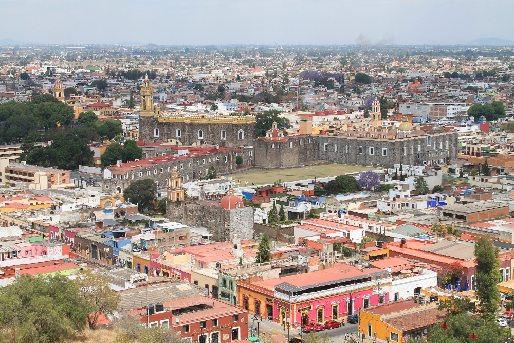 8 Best Colonial Towns and Cities in Mexico - Cholula Town