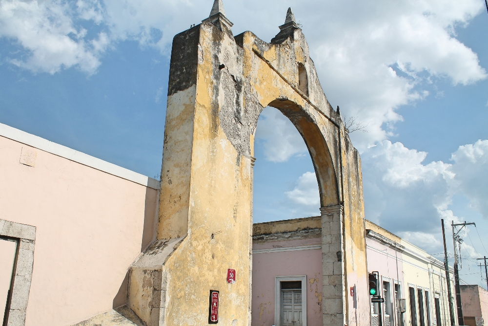 8 Best Colonial Towns and Cities in Mexico - Merida Walls