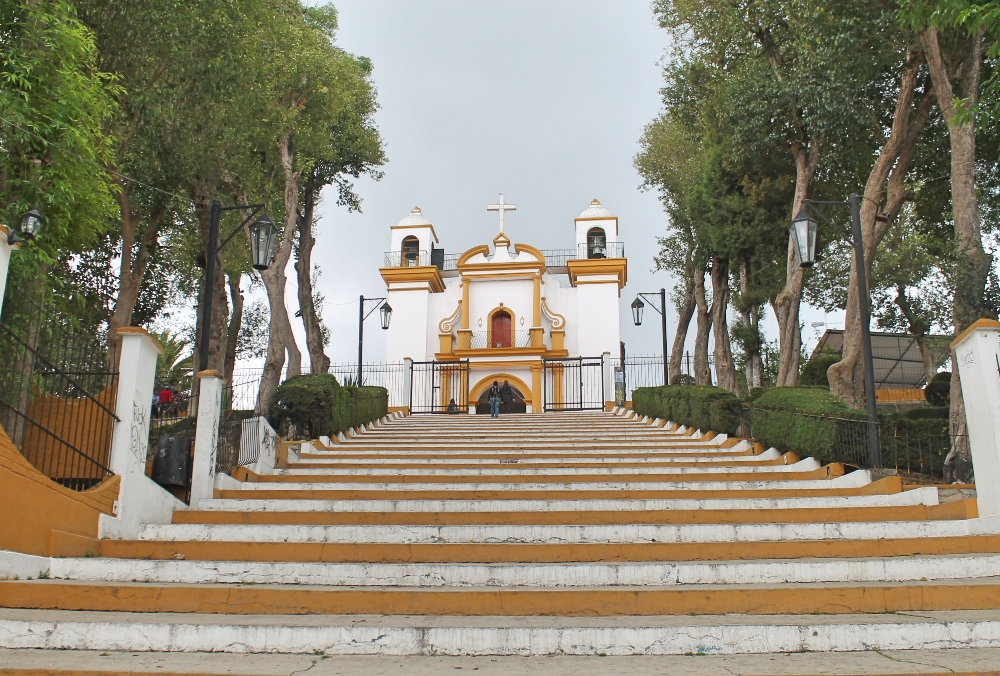 8 Best Colonial Towns and Cities in Mexico - San Cristobal Church on the Hill