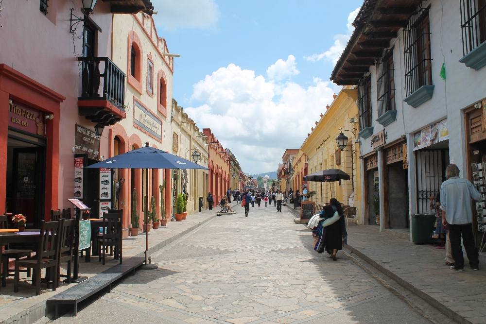 8 Best Colonial Towns and Cities in Mexico - San Cristobal Town