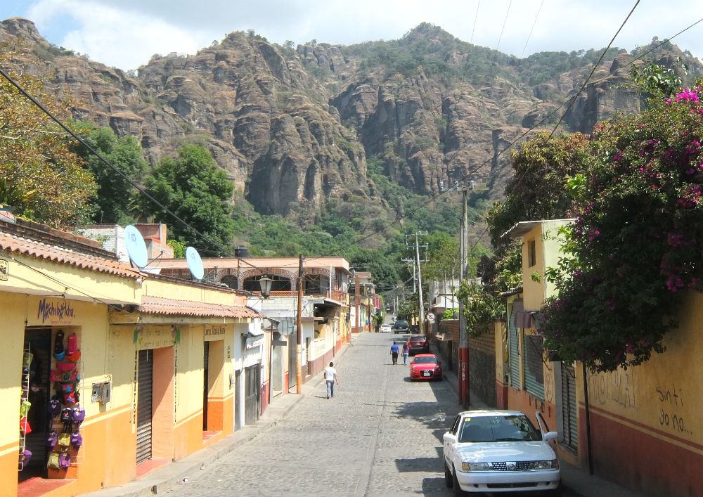 8 Best Colonial Towns and Cities in Mexico - Tepoztlan