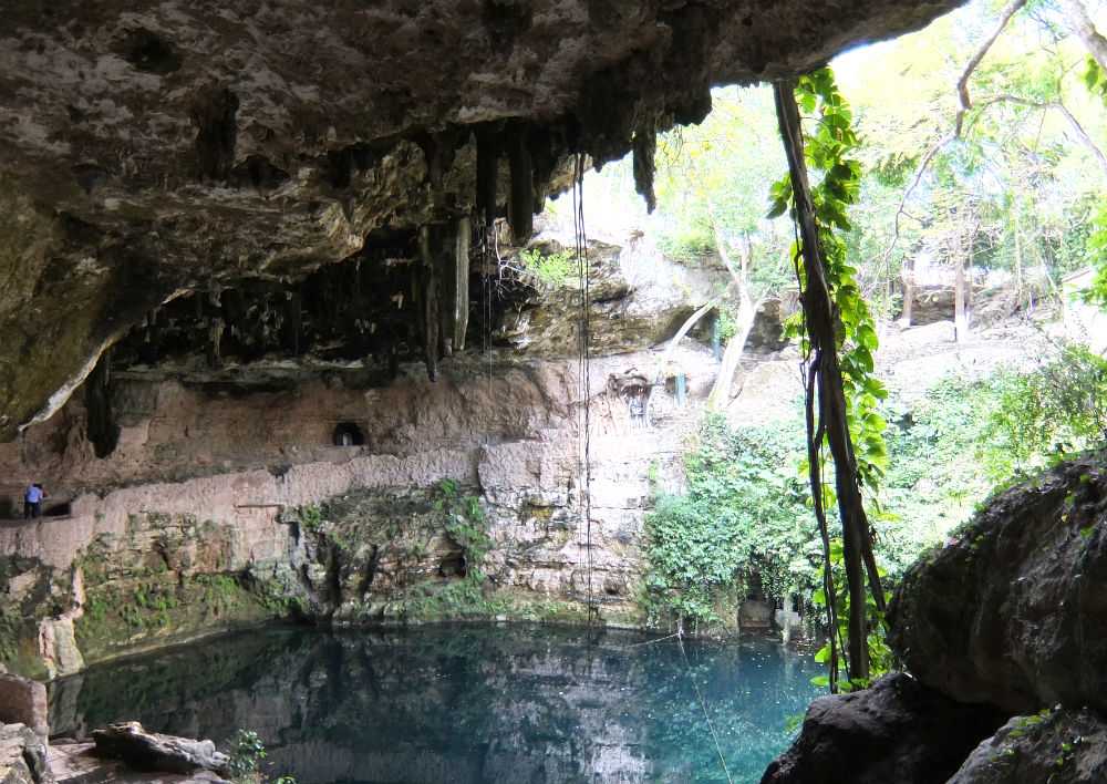 8 Best Colonial Towns and Cities in Mexico - Zaci Cenote Valladolid