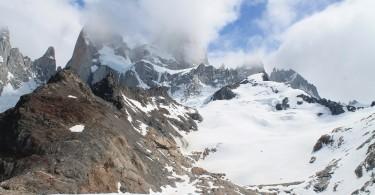 Laguna de los Tres Trek Mount Fitz Roy Patagonia