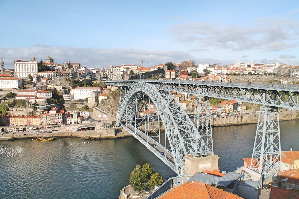 5 Days in Portugal - Lisbon, Sintra and Porto - Don Luis Bridge, Porto