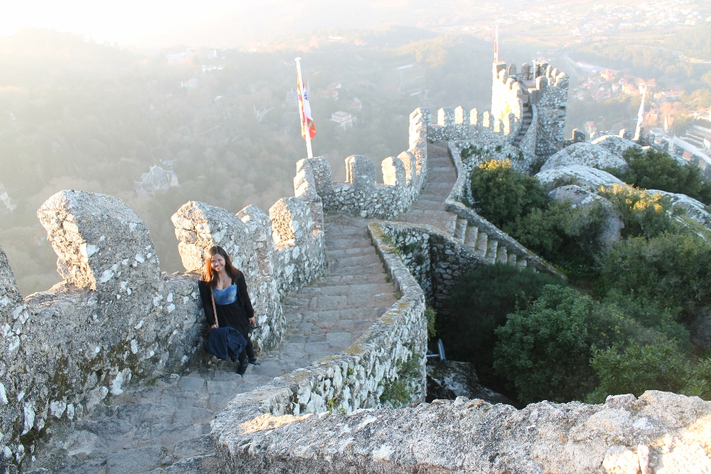 5 Days in Portugal - Lisbon, Sintra and Porto - Moorish Castle, Sintra