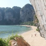 Becoming a Backpacker in Tonsai Bay, Thailand
