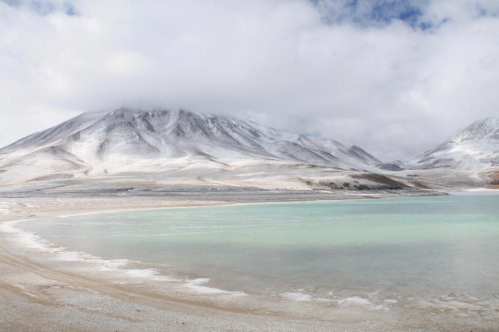 3 Day Slat Flat Tour Salar de Uyuni Bolivia - Laguna Verde Green Lake