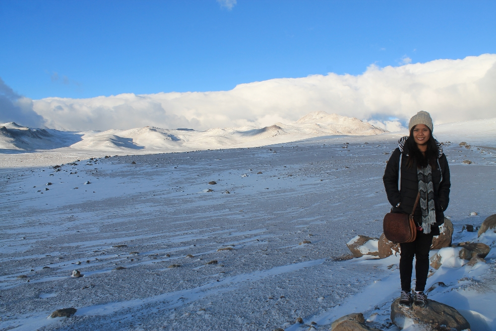 3 Day Slat Flat Tour Salar de Uyuni Bolivia - Snow Geysers