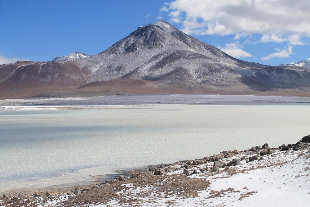 3 Day Slat Flat Tour Salar de Uyuni Bolivia - Laguna Blanca White Lake