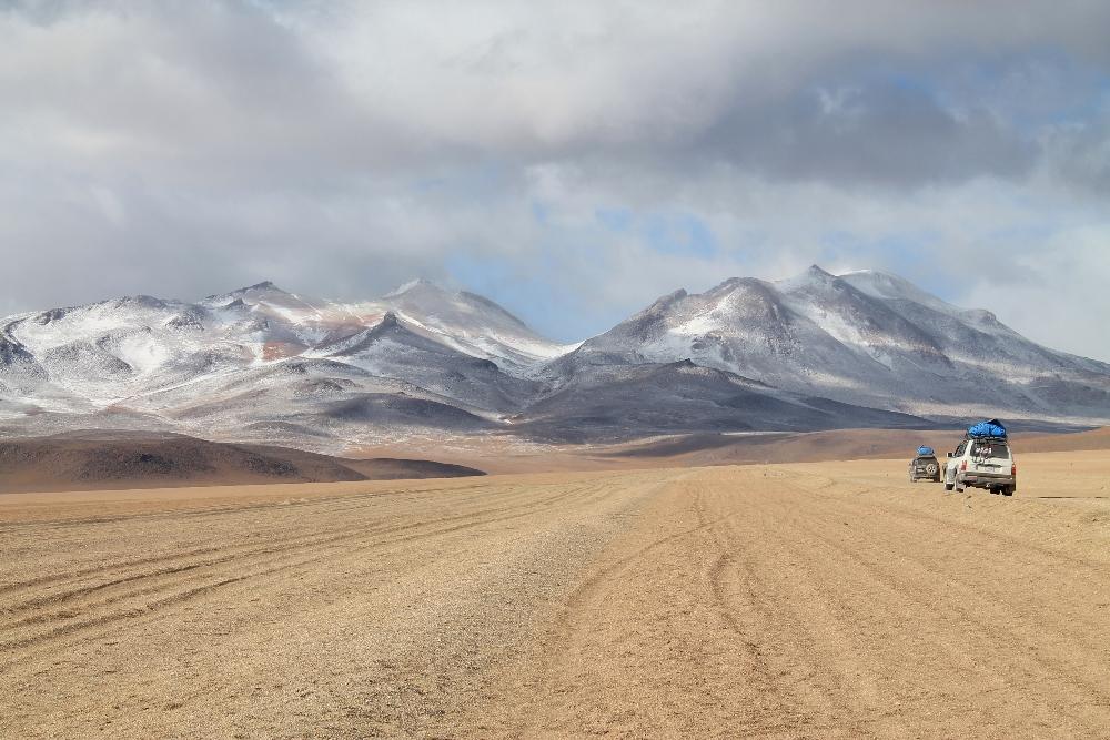 3 Day Slat Flat Tour Salar de Uyuni Bolivia - Dali Desert