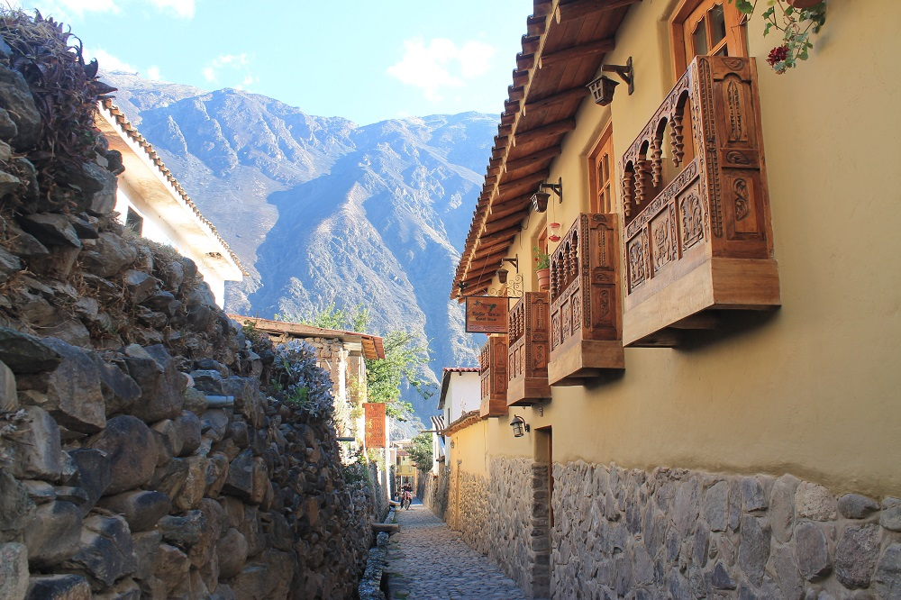 Ollantaytambo, Peru - Most Romantic Towns in the World
