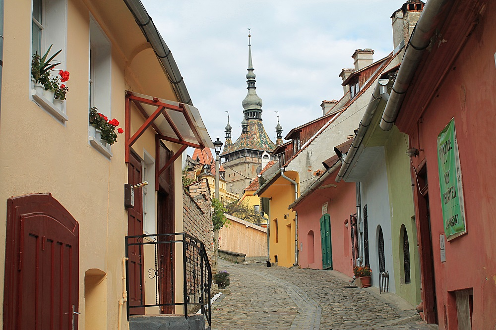 Sighisoara, Romania - Most Romantic Towns in the World