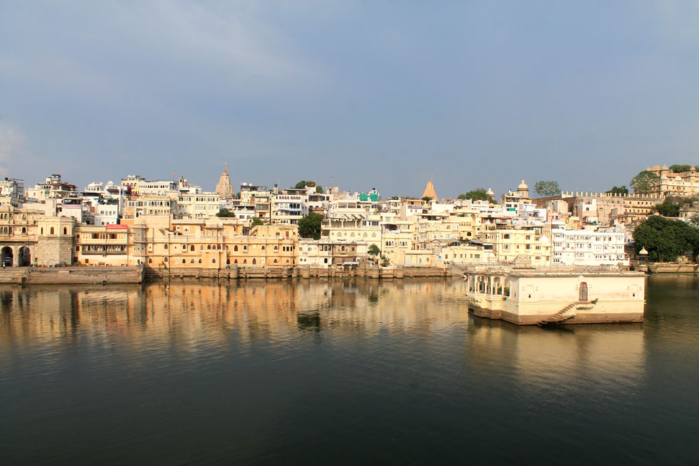 Most Romantic Towns in the World - Udaipur India
