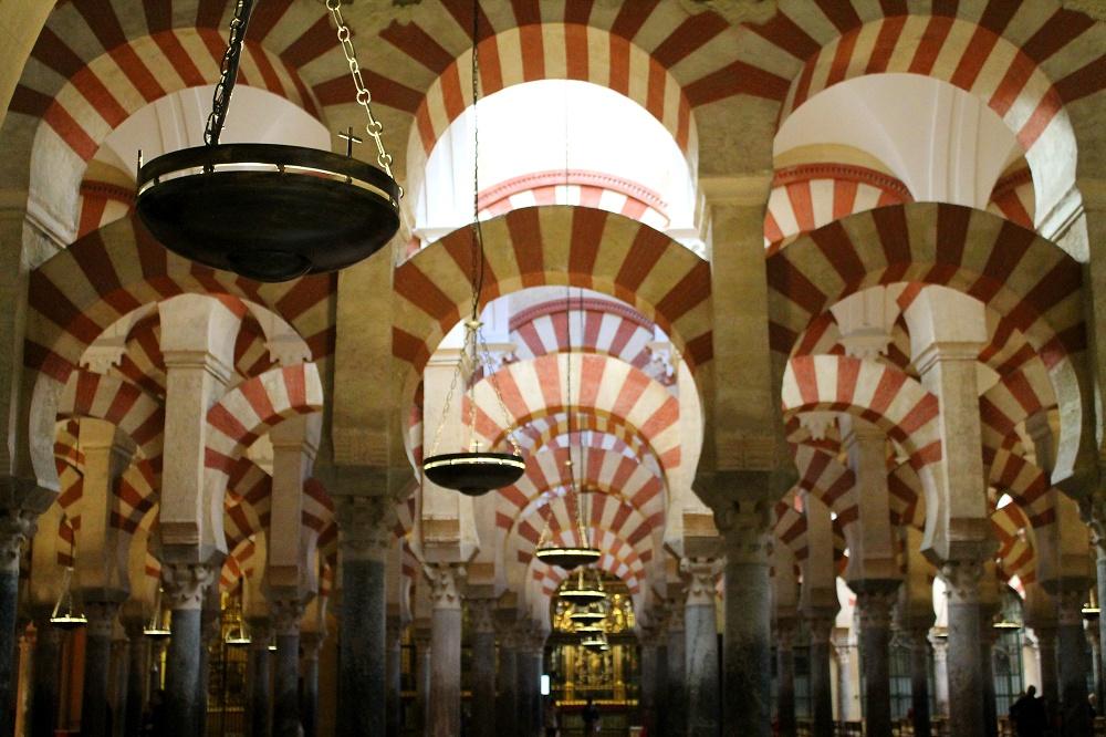 Winter in Andalusia Spain - 10 Days Seville Cordoba Granada - Mesquita