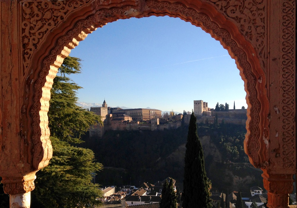 Winter in Andalusia - 10 Days Spain - Granada Seville Cordoba - Alhambra Palace