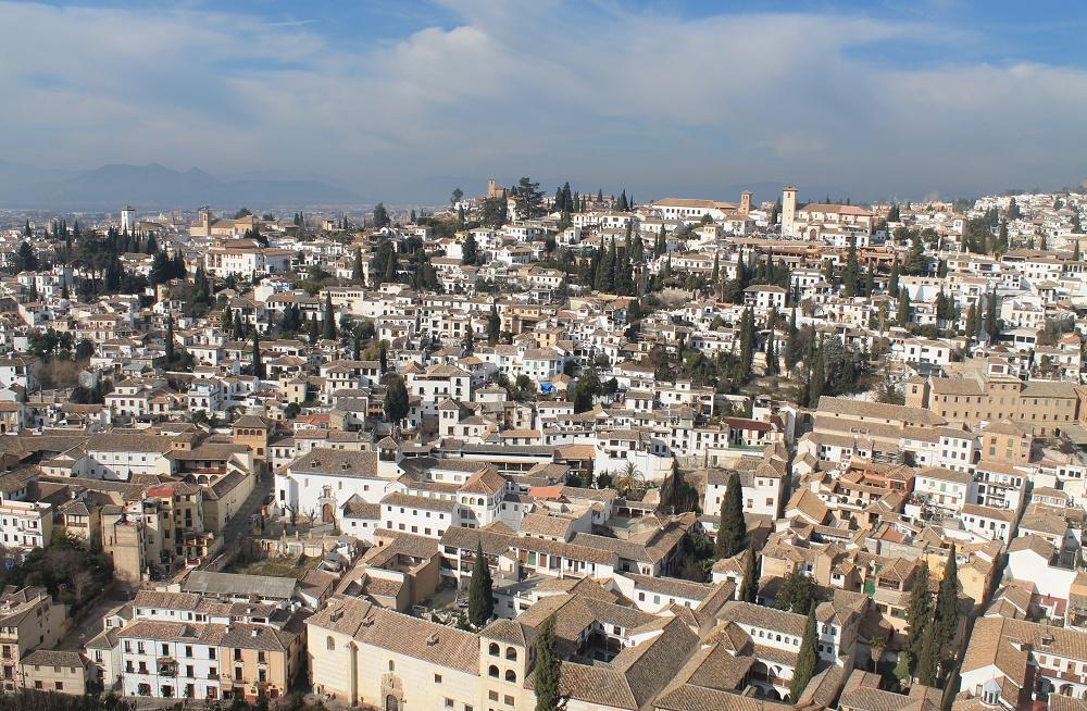 Winter in Andalusia Spain - 10 Days Seville Cordoba Granada - Alhambra