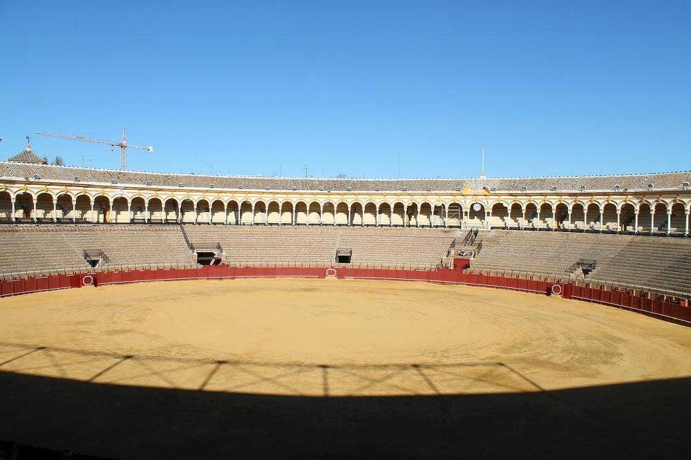 Winter in Andalusia Spain - 10 Days Seville Cordoba Granada - Bull Ring