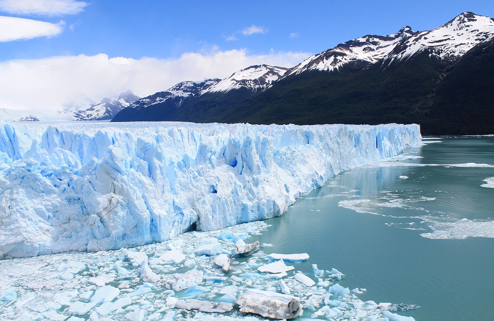 Perito Moreno Glacier - Natural Wonder in Patagonia, Argentina - Landscape