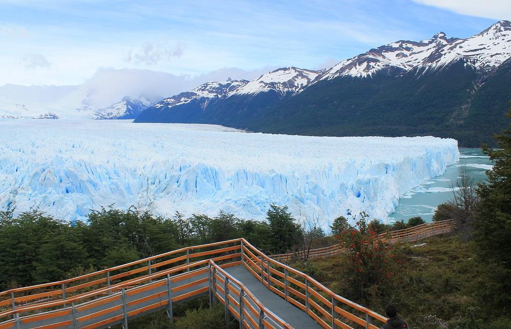 Perito Moreno Glacier - Natural Wonder in Patagonia, Argentina - Walkways