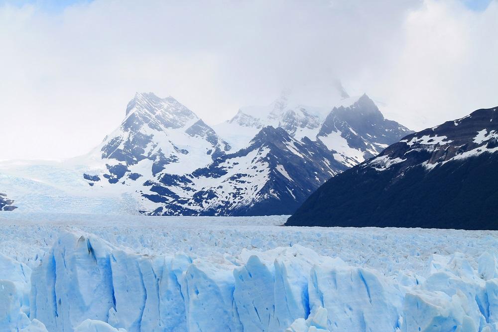 Perito Moreno Glacier - Natural Wonder in Patagonia, Argentina - Ice Wall