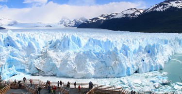 Perito Moreno Glacier - Natural Wonder in Patagonia, Argentina