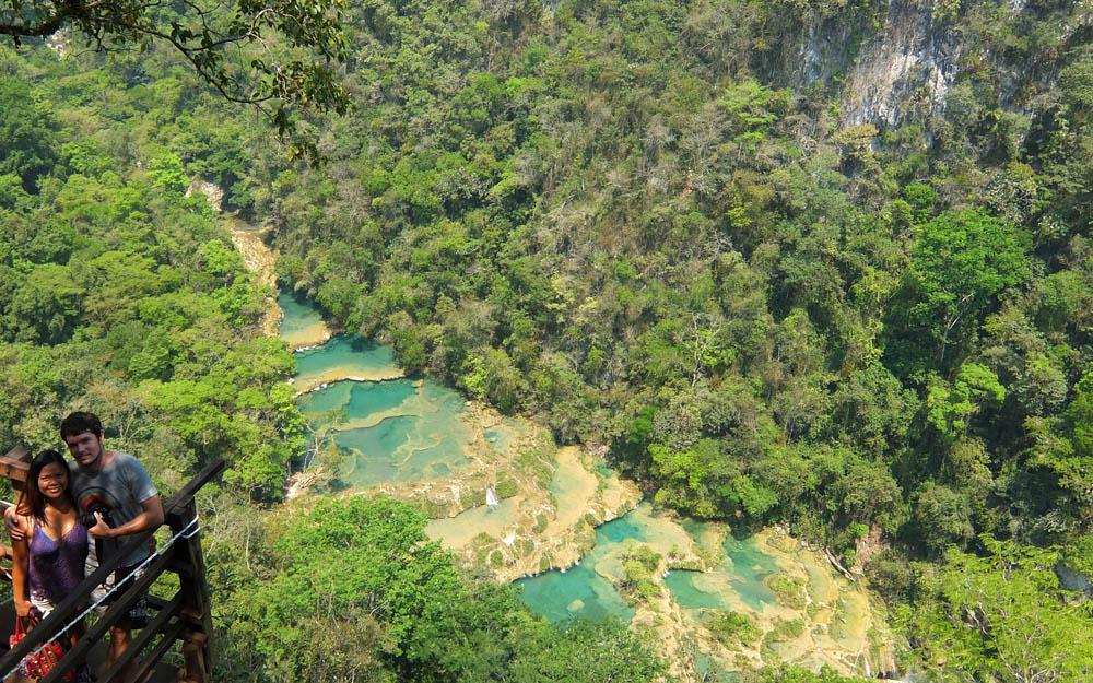 Semuc Champey Not So Off the Beaten Track Destination Guatemala - El Mirador