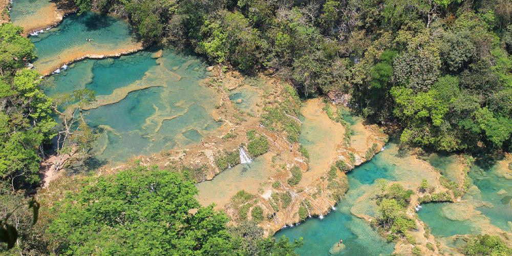 Semuc Champey Not So Off the Beaten Track Destination Guatemala