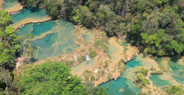 Semuc Champey Not So Off the Beaten Track Destination Guatemala