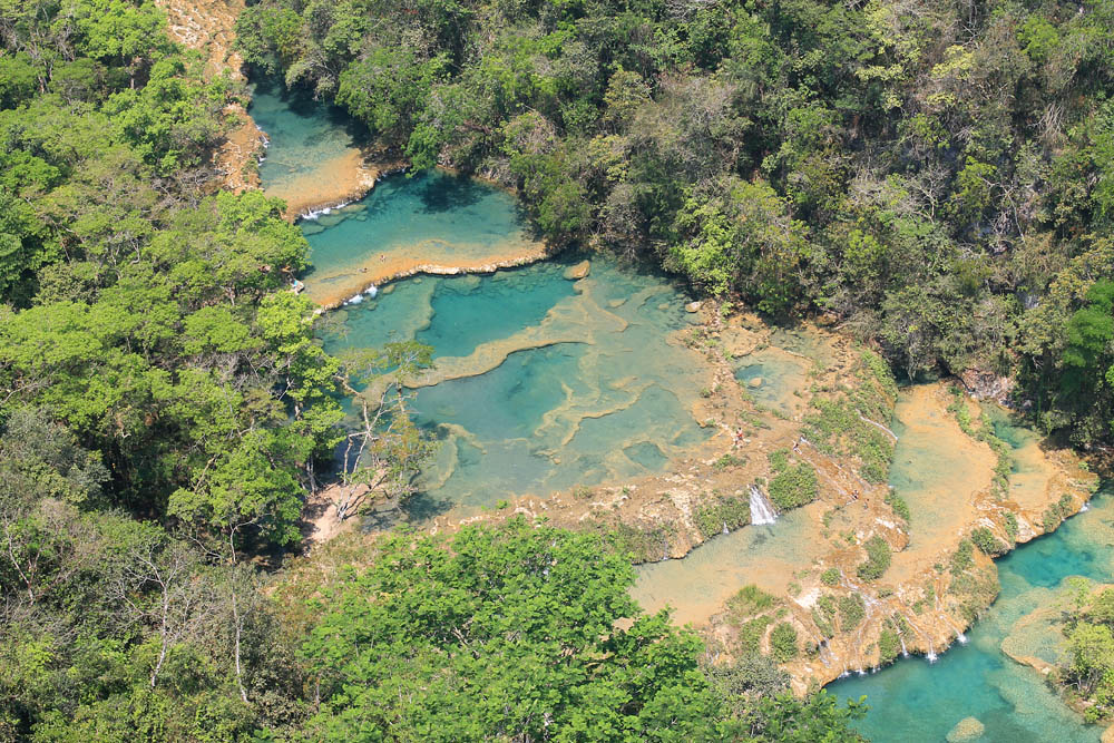 Semuc Champey Not So Off the Beaten Track Destination Guatemala - Tourist Destination