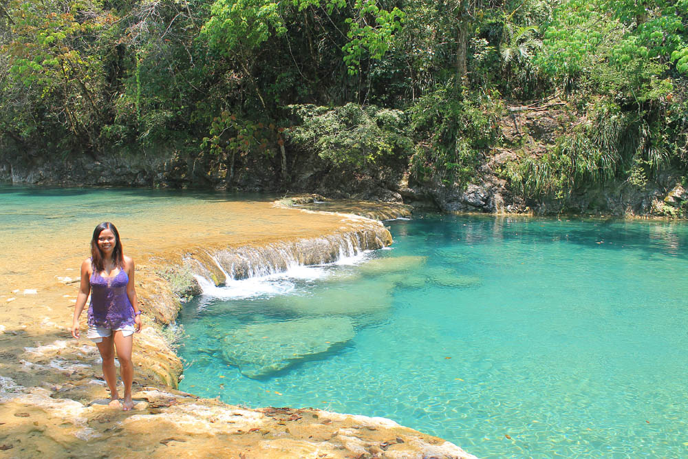Semuc Champey Not So Off the Beaten Track Destination Guatemala - Tourist