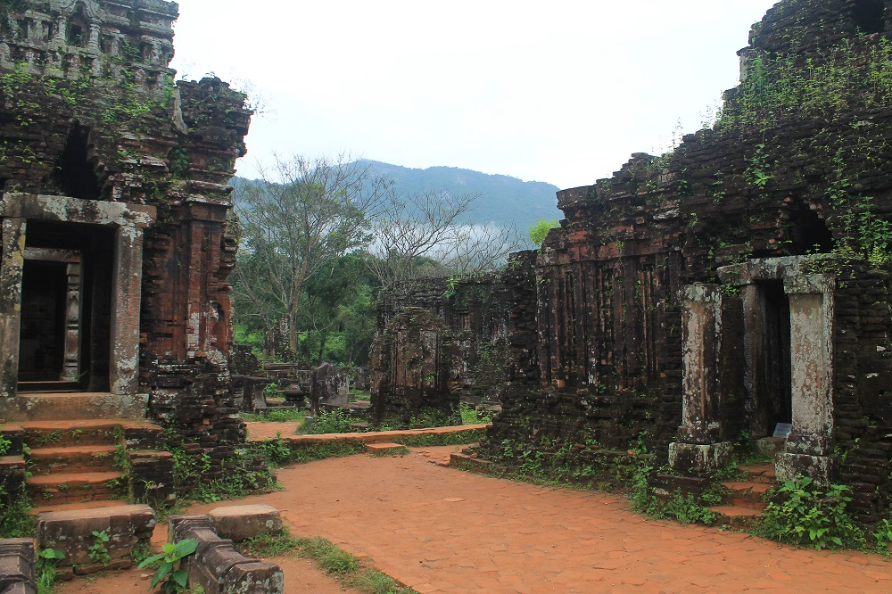Things to do in Hoi An Vietnam - a tour of the My Son ruins