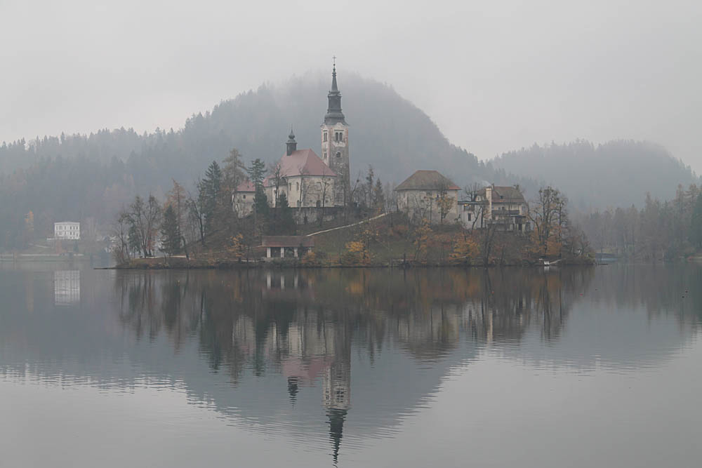 Fairy Tale in Europe - One Week in Slovenia