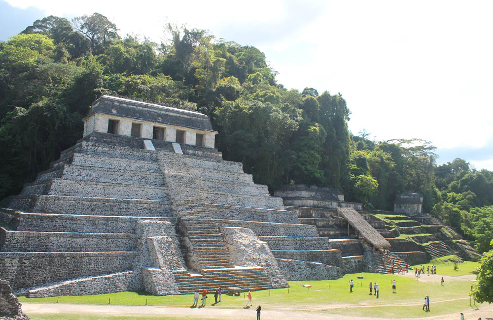 Cascadas de Agua Azul and Palengqui Ruins - Day Tour in Palenque Mexico - Mayan Ruins