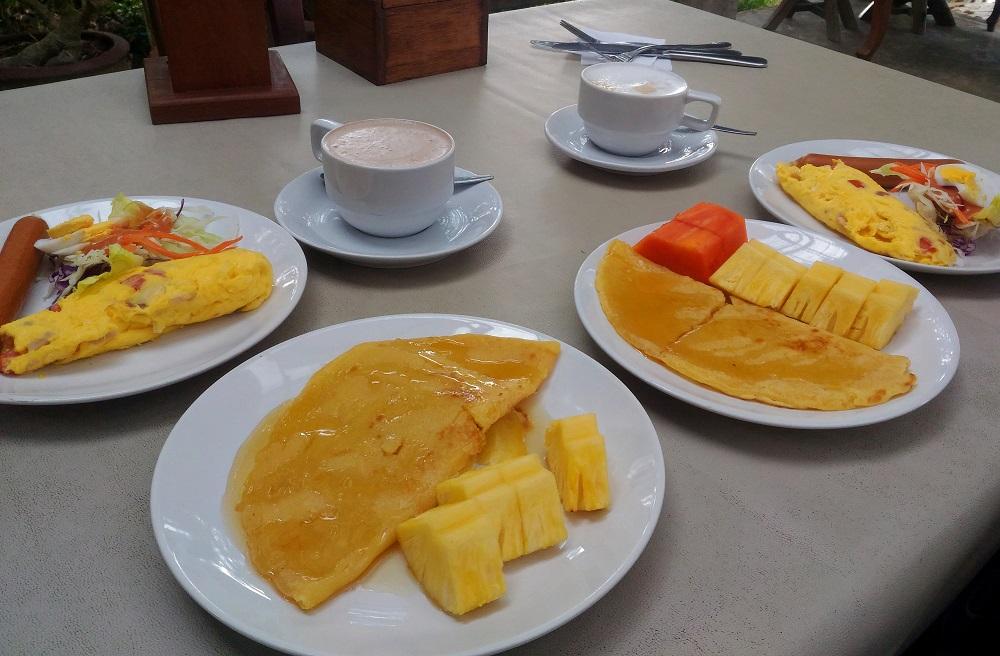 Koh Kood Resort Bang Bao Bay Thailand Review - Buffet Breakfast