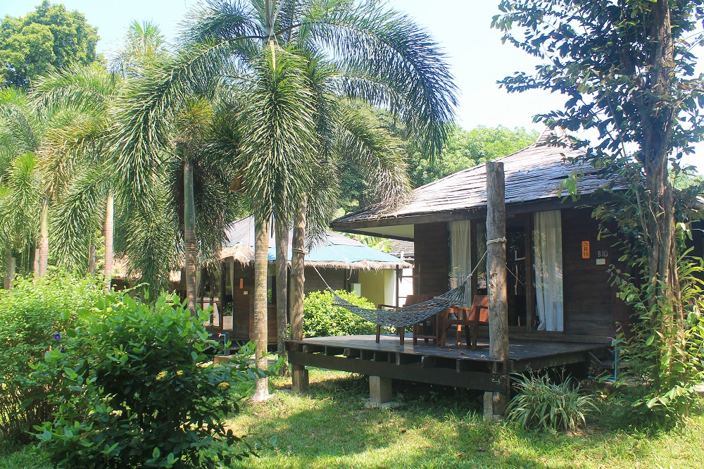 Koh Kood Resort Bang Bao Bay Thailand Review - Bungalow