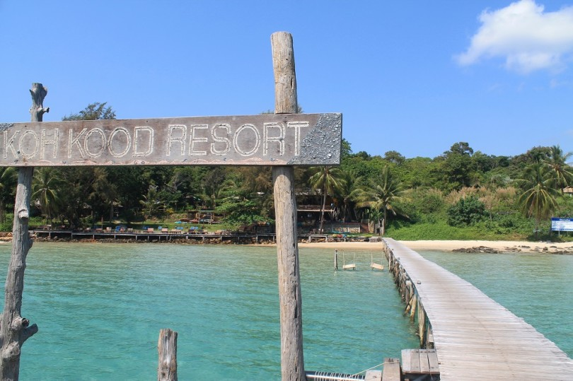 Koh Kood Resort Bang Bao Bay Thailand Review - Front