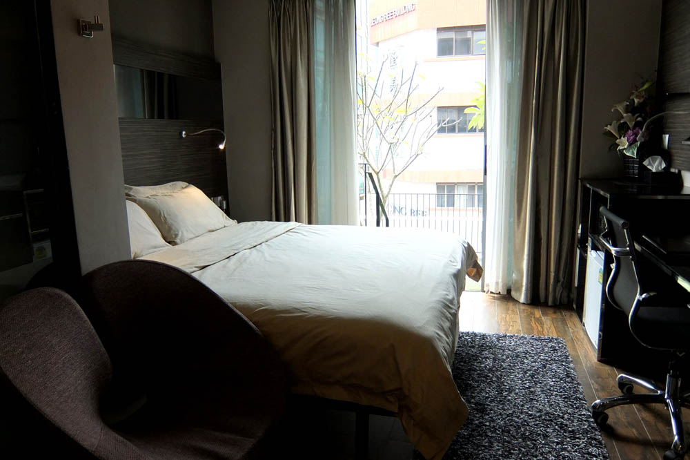 Parc Sovereign Hotel - Tyrwhitt - Mid Range Hotel in Singapore - Review - Hotel Room