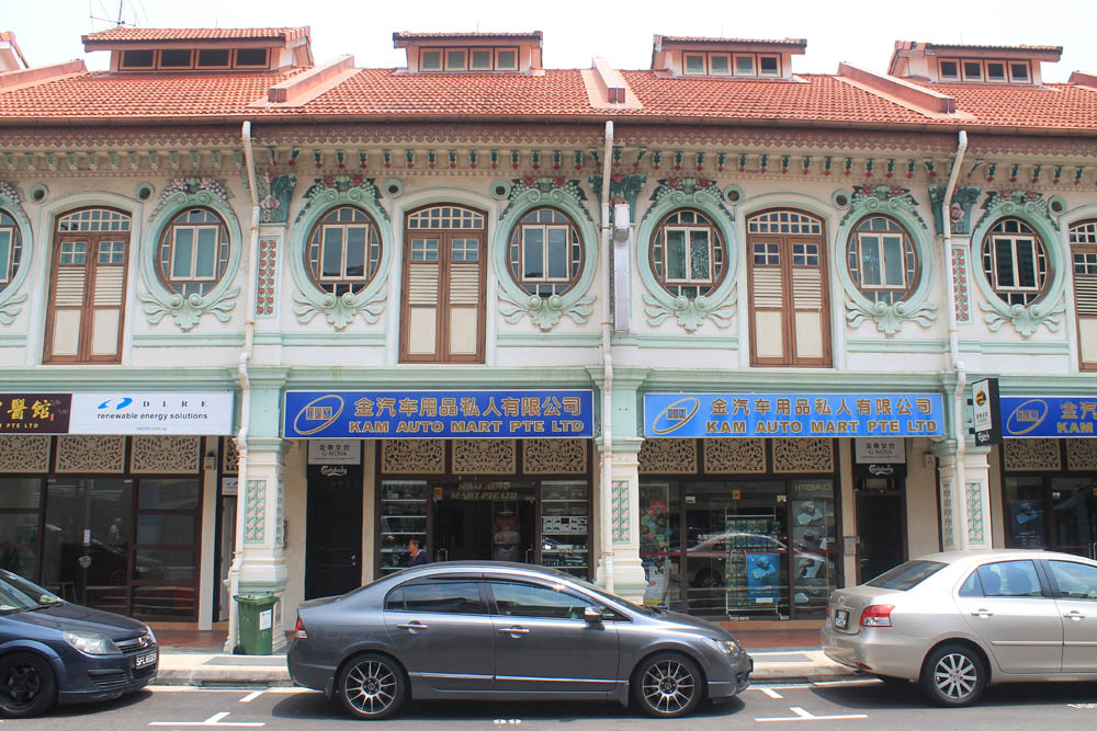 Parc Sovereign Hotel - Tyrwhitt - Mid Range Hotel in Singapore - Review - Location Little India Lavender Kampong Glam