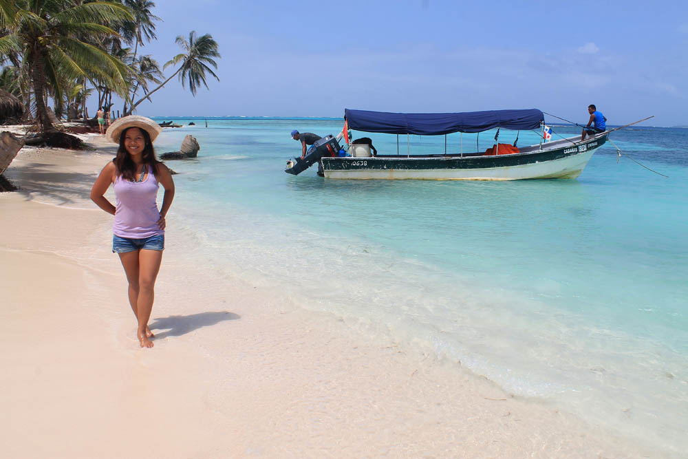 San Blas Islands - Island Hopping from Panama to Colombia - Speed Boat Tour