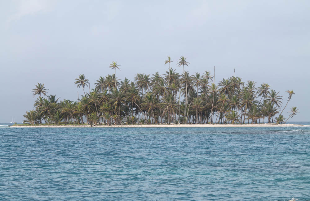 San Blas Islands - Island Hopping from Panama to Colombia - Virgin