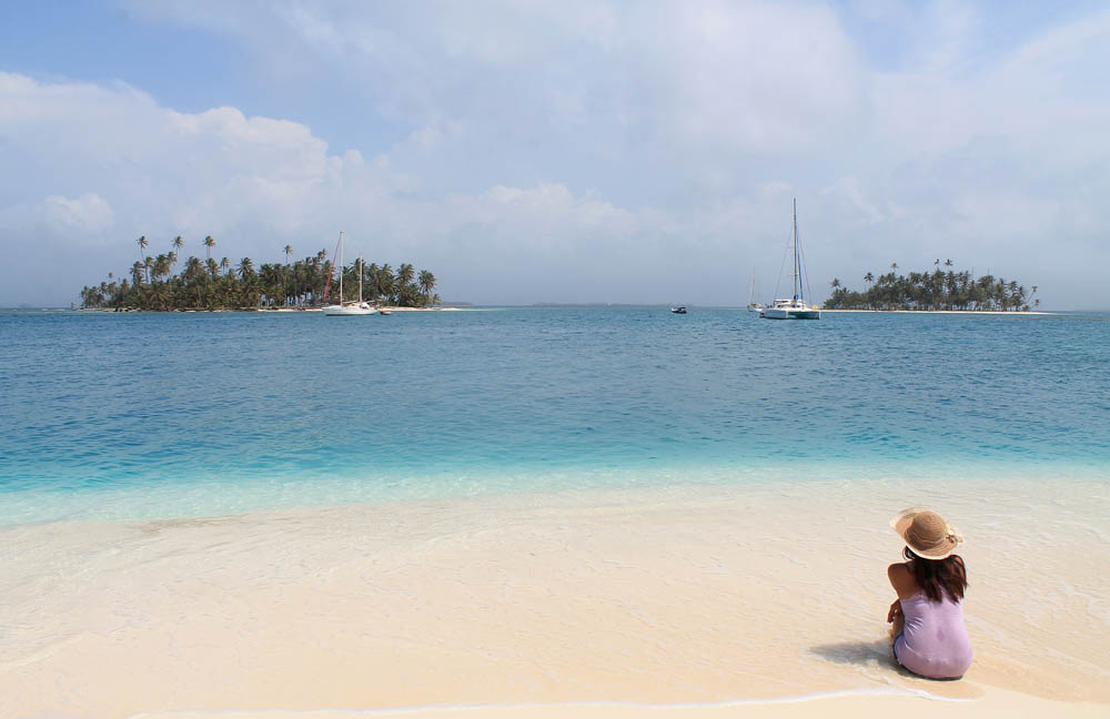 San Blas Islands - Island Hopping from Panama to Colombia - Beach