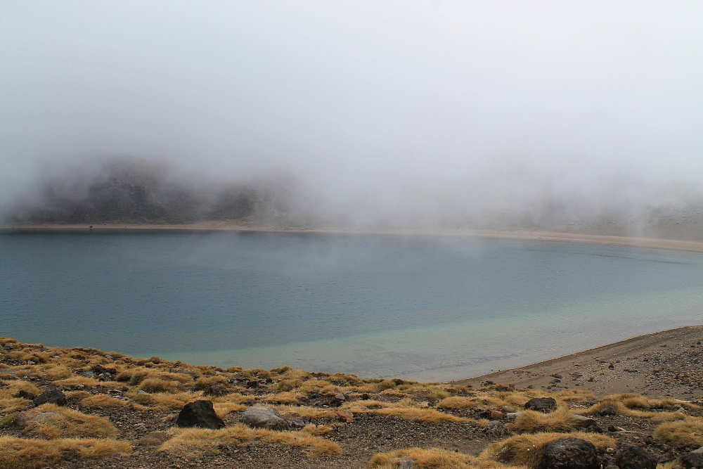 Tongariro Alpine Crossing - Best Trek - New Zealand Mount Ngauruhoe - Mount Doom - Blue Lake