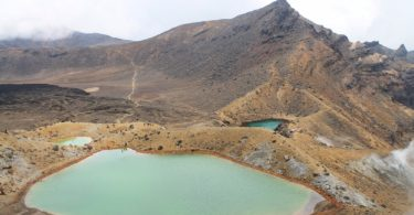 Tongariro Alpine Crossing - Best Trek - New Zealand - Lakes Volcanoes