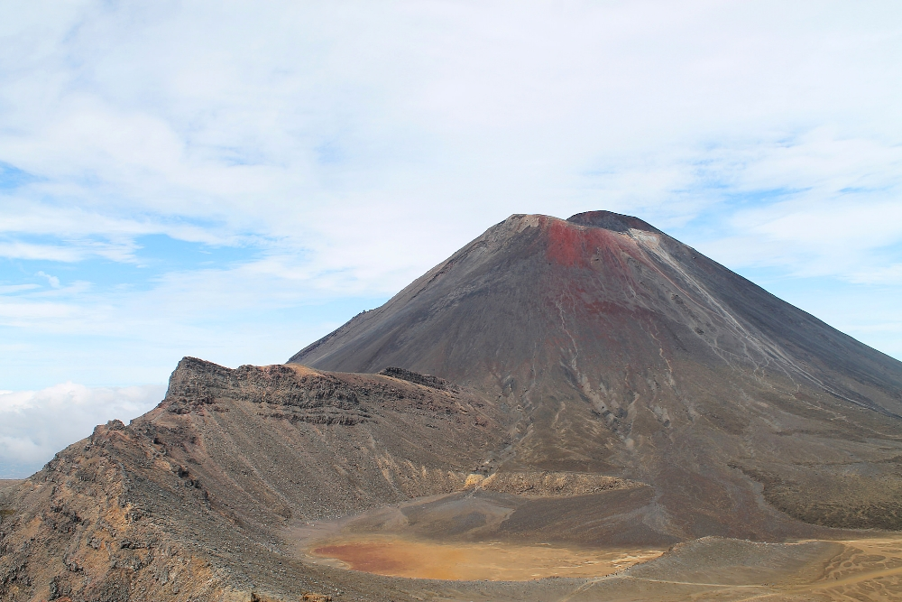 Tongariro Alpine Crossing - Best Trek - New Zealand Mount Ngauruhoe - Mount Doom - Lord of the Rings
